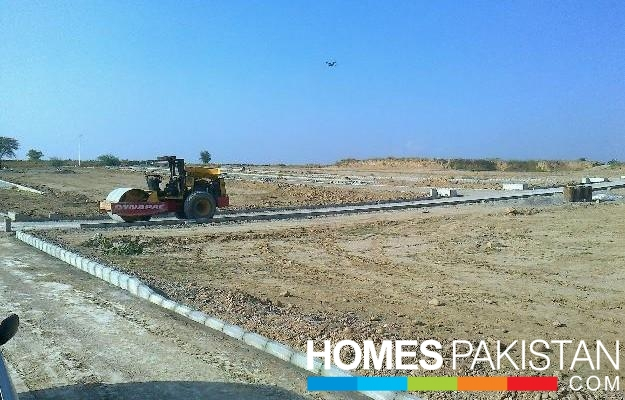 1 Kanal Gorgeous Location Residential Plot For Sale In Q Block
