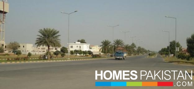 8 Marla Prime Location Commerical Plot For Sale In Q Block
