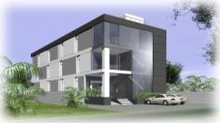 11500 Sq Ft Excellent Location Commercial Building For Rent