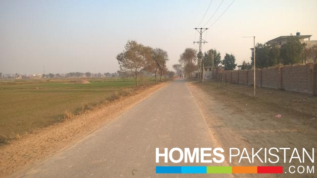 32 Kanal Good Location Agricultural Land For Sale