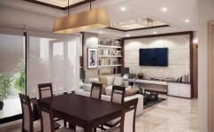 1400 Sq Ft 2 Bedrooms Excellent Location Flat For Sale