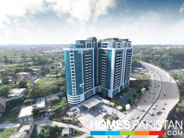 Minara Residence 1675 Sq Ft Apartment Tower 1 For Sale