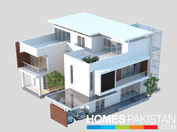 Brand New 1 Kanal House For Rent
