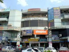 Model Town Ground Commercial Shop For Sale