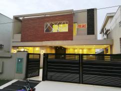 22 Marla Modern Architect Brand New Luxury Designer Bungalow Is Available for Urgent Sale. Near Park