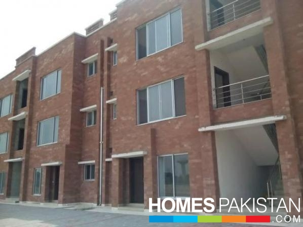 5 Marla 2 Bedrooms Flat File For Sale in D Block