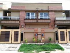 10 Marla Brand New Double Storey Pair House for sale