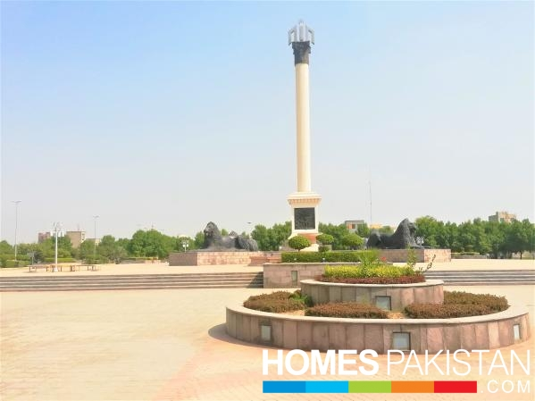 Desirable plot for sale for you today in Bahria Orchard Eastern District