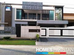 1-Kanal Brand New Gorgeous Double Storey Bungalow Is available for sale In Wapda Town Lahore, Unique Block D-2 .