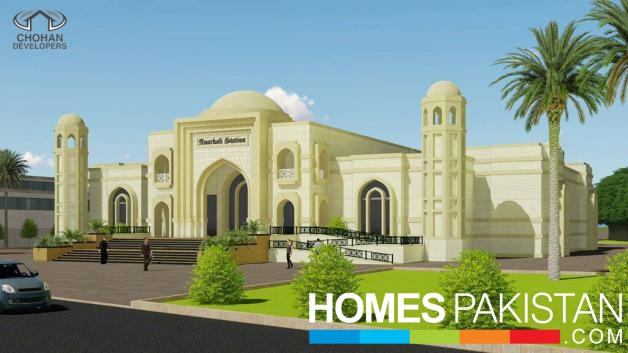 5 Marla Residential Plot available In Palm City Gwadar