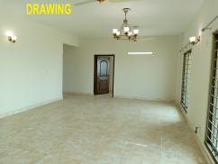 Brand new 12 Marla 4 Beds Flat  3th Floor For Sale In Askari 11 Lahore At Cheaper Rate