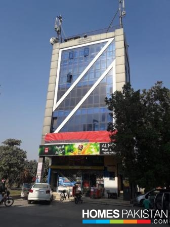 4 Marla Corner Commercial in Phase 8 DHA Lahore
