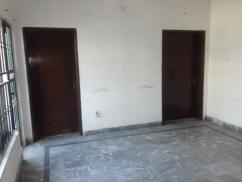 Upper portion for rent in vital location.