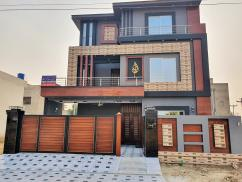 10 Marla Brand New Double Story Luxury House For Sale In A Block Central Park Housing Scheme