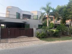 One Kanal Brand New Lavish House For Sale
