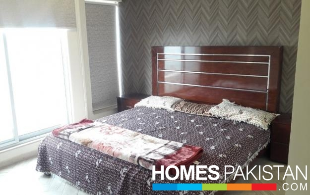 One Bed Luxurious Furnished Flat For Sale In Bahria Town Lahore