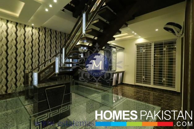 1 Kanal Brand New, Full Basement With Cinema Hall Luxury Bungalow Available For Sale