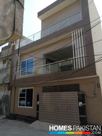 DOUBLE STORY BRAND NEW HOUSE 7 MARLA