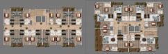 Flats for Sale in Defence View Apartments Lahore