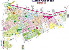 4 Kanal Residential Plot For Sale at DHA Phase 6