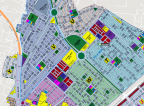 1 Kanal prime location plot for sale in DHA phase 8