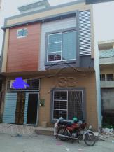3 Marla Brand New House for Sale in Khuda Baksh colony New Air Port Road