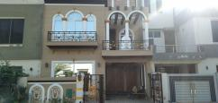 5 Marla Ideal House In Sector D Bahria Town Lahore