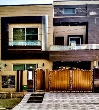 5 Marla Appealing House In Sector D Bahria Town Lahore