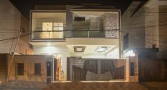 13 Marla Brand New Elegant Design Bungalow For Sale