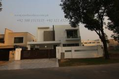 One Kanal Brand New Bungalow For Sale DHA Phase 5 Block F