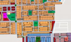 8 Marla Commercial plot For Sale in Canal Garden