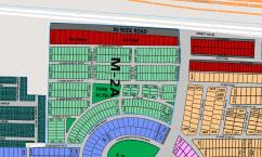 10 Marla Plot in Sector M2-A Lake City Lahore.