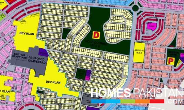 2 Kanal prime location plot for sale in DHA phase 9