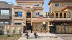 10 Marla Brand New Double Storey Luxury House For Sale