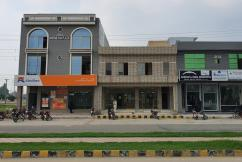 8 Marla Commercial Double-Story Plaza For Sale