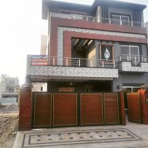10 Marla Brand New Double Storey Luxury House For Sale In G Block Central Park Housing Scheme