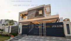 One Kanal Brand New House For Sale DHA Phase 6 Block E