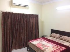 Cantt near polo ground One bed furnished for rent