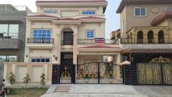 Bari Builders offers 10 Marla Brand New Double Story Luxury House For Sale In A Block Central Park Housing Scheme. House is at Prime Location At 80 feet Wide Road