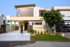10 Marla Full Basement Brand New Modern Design Bungalow In Phase 8