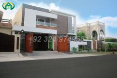 Double Story Brand New House For Sale in DHA PHASE 5.