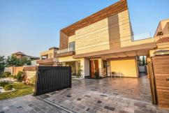Most Stylish Modern Bungalow for Sale at Prime Location of DHA Phase 6