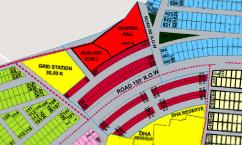 4 Marla Commercial Plot For Urgent Sale In DHA Phase 9