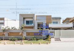 2 kanal wapda town bungalow for sale brand new