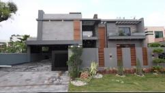 2 Kanal Marvellous Modern House With Full Basement Cinema Hall And Swimming Pool For Sale