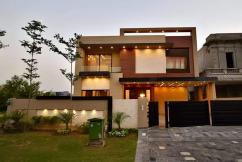 Modern Spanish Style 1 Kanal House For Sale in DHA Phase 6