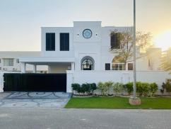 One Kanal House for Sale DHA Phase 6 By Syed Brothers | 6 Beds | Facing Park
