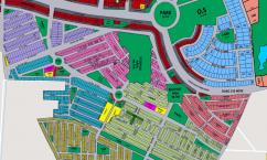 Lake City Residential Plot For Sale At Sector M7 - Block B