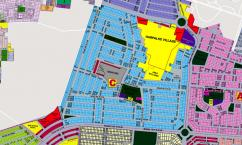 2 Kanal Pair Ideal Plot For Sale In Dha Phase 9 Prism Block C