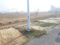 1 Kanal Plot For Sale in Block Y, DHA Phase 7 Lahore